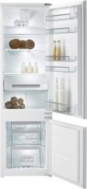 Gorenje kombinált, beépíthető hűtőszekrény RKI4181KW