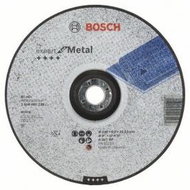 Bosch Expert for Metal nagyolótárcsa hajlított, A 30 T BF, 230 mm (2608600228)