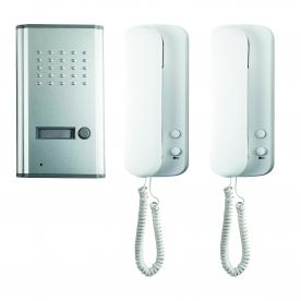 Home kéthelyiséges kaputelefon szett DP 011