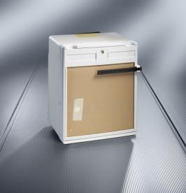 Dometic beépíthető abszorpciós hűtőszekrény DS 400 BI