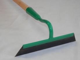 Acélpengés horoló 230 mm nyelezett (10158)