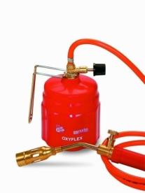 Oxyturbo Oxyflex gáz forrasztólámpa, tömlős