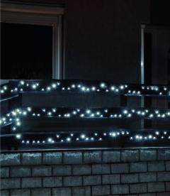 Home LED-es fényfüzér hidegfehér (KKL 1000/WH)