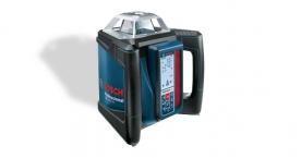 Bosch GLR 500 HV forgólézer állvánnyal (06159940EF)