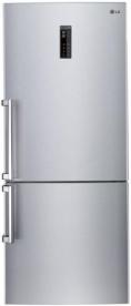 LG kombinált alulfagyasztós hűtőszekrény (GBB548PZQZB)