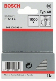 Bosch szög 48-as típus, 1,8 x 1,45 x 14 mm (1609200393)