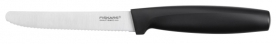 Fiskars Functional Form asztali kés, fekete (102661)