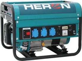 Heron benzinmotoros áramfejlesztő EGM 25 AVR (8896111)