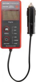 Extol Premium multifunkciós autós teszter akkuhoz és generátorhoz (8897310)