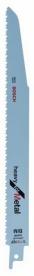 Bosch szablyafűrészlap fémhez S 1120 CF, Heavy for Metal 5 db (2608656255)