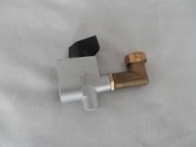 PB gázpalack gyorscsatlakozó IGT (motorikus palackhoz)