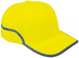 CapYard Hi-Viz baseball sapka, fluo sárga (7CAPY)