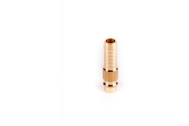 PB-gáz tömlővég réz, 9 mm
