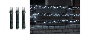 Home LED-es fényfüzér hidegfehér, kültéri (KKL 200/WH)