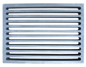 DT-7 cserépkályha rostély 270x310 mm (15029)