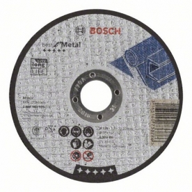 Bosch Best For metal darabolótárcsa egyenes, A 30 V BF 125 mm (2608603526)