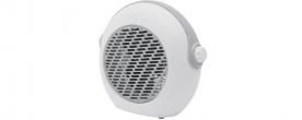 Home hordozható ventilátoros fűtőtest, szürke (FK 37/GY)