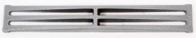 DT-8 rostély 480x75x30 mm 2,9 kg, totya kazánhoz (13062)