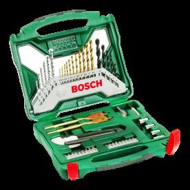 Bosch X-Line 50 részes tartozékszett