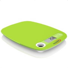 Hauser konyhai mérleg, zöld (DKS-1064 G)