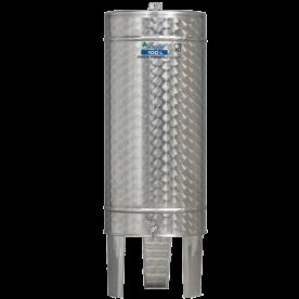 Inox 100 l-es pálinkatartály (Zottel) (10625)
