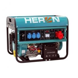 Heron benzinmotoros áramfejlesztő EGM 68 AVR-3 (8896120)