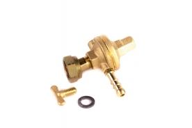 PB nyomásszabályozó állítható, 0-4 bar, 6kg/h (S460)