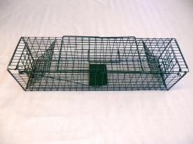 Állatcsapda M méret 20x20x80 (13514)