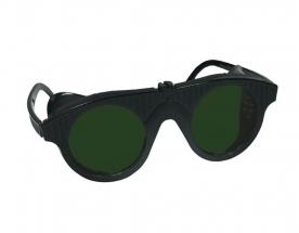 Iweld hegesztő védőszemüveg (műanyag, fekete)