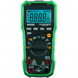 SMA digitális multiméter MS 8250B