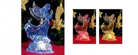 Home LED-es dekoráció, angyal (CDM 15/A)