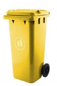 G21 GA-240 szemetes kuka, sárga (6390882)