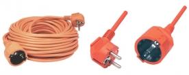 Home hálózati hosszabbító, 10 m (NV 2-10/O)