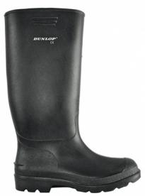 Dunlop Pricemastor gumicsizma, fekete, 47-es (GAND95547)
