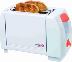 Hauser kenyérpirító, 2 szeletes T-210
