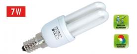 KFU 7/14M Home kompakt fényforrás 2U, maxi spirál 2700 K, 368 lm