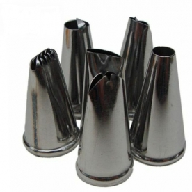 Formázó acélfej habzsákhoz 6 db (72059)