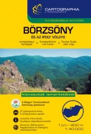 Börzsöny és az Ipoly völgye turistakalauz
