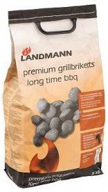 Landmann Prémium grillbrikett 3 kg (09520)