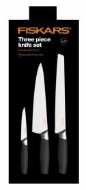 Fiskars Functional Form késkészlet 3 késsel (200169)