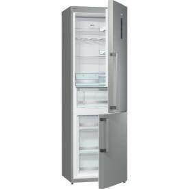 Gorenje kombinált hűtőszekrény NRK6193TX (Facelift)