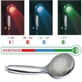 Zuhanyfej egyfunkciós, színváltó (830007)