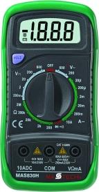 SMA digitális multiméter MAS 830