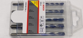 Bosch 5 részes CYL-5 kőzetfúró készlet (2608588736)