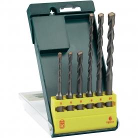 Bosch SDS-plus (S2) fúrószárkészlet 6 db-os (2607019447)