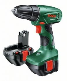 Bosch PSR 12 2 akkus fúrócsavarozó (0.603.955.521)