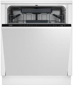 Beko beépíthető mosogatógép (DIN-28330)