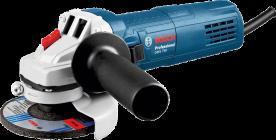 Bosch GWS 750 sarokcsiszoló, 115 mm (0601394000)