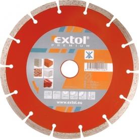 Extol Premium gyémántvágó szegmenses 150×22,2mm (108713)