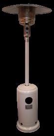 Tropico teraszfűtő hőgomba HSS fehér